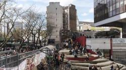 Le blocage du site de Tolbiac, symbole de la contestation étudiante, levé après une vaste opération de