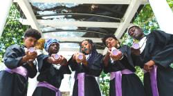 'Formatura Preta' e a poderosa mensagem sobre igualdade racial na