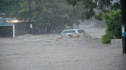 FOTOS Y VIDEOS: Sinaloa, Sonora, BC y BCS, bajo el agua por fuertes