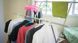服が楽に乾く浴室乾燥機の使いこなし術