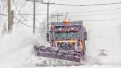 Verglas ou neige: la météo complique les choses dans plusieurs régions du