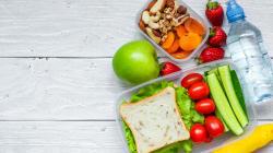 Lo que los nutriólogos le ponen de 'lunch' a sus