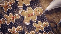 Recetas fáciles para hacer galletas de muñeco de