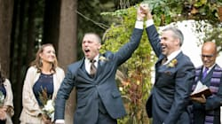 35 LGBTQ Wedding Photos That Are The Definition Of Pure