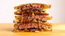 Como preparar um patty melt, o sanduíche mais subestimado dos nossos