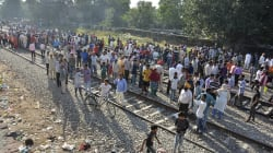 At Least 60 Dead In India After Train Mows Down Crowd At Religious