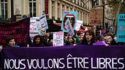 La marche antisexiste à Paris a rassemblé plus de monde que la manif des gilets