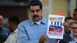 Maduro escribe una carta