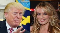 L'actrice porno Stormy Daniels poursuit Donald Trump pour faire invalider leur