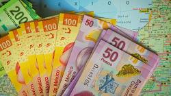 El peso mexicano retrocede ante el