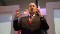 Para Felipe Calderón, con él o sin él la violencia habría sido la