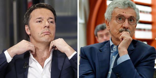 È peggio Matteo Renzi o Massimo D'Alema? Il congresso Pd si