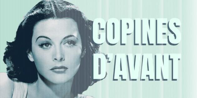 """Dans """"Copines d'avant"""", Lauren Bastide nous parle d'Hedy Lamarr."""