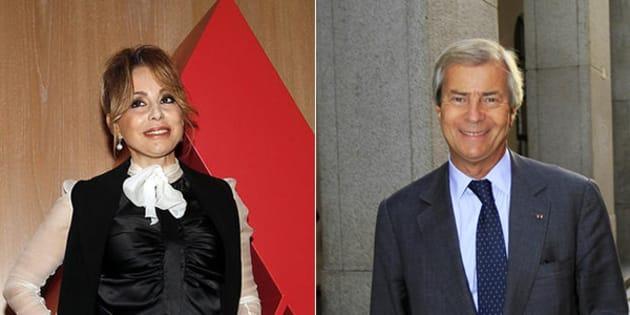 """Marina Berlusconi: """"Bolloré si comporta come Attila&quo"""