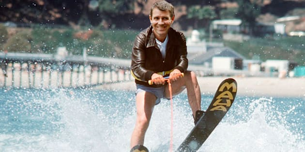 """For NSW Premier Mike Baird, his 'jumping the shark' moment may prove to be banning greyhound racing."""