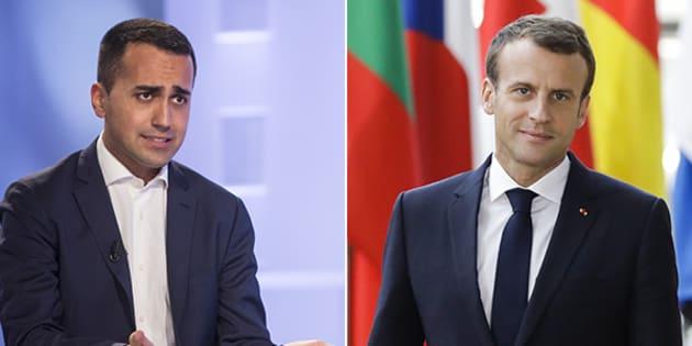 La Francia ha un debito al 97% noi al 132 ...capita la differenza? DI MAIO.
