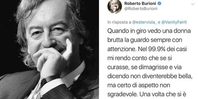 """Bufera sul post di Burioni: """"Se le"""