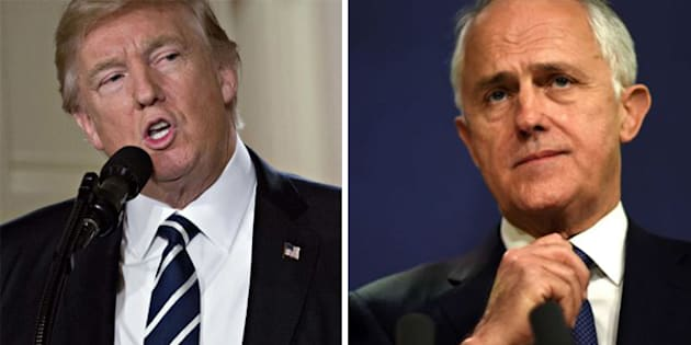 """The great irony here is, for all his sins, President Trump rose to power by plainly, clearly, speaking his mind, a quality so many Australians wish Mr Turnbull would regain."""