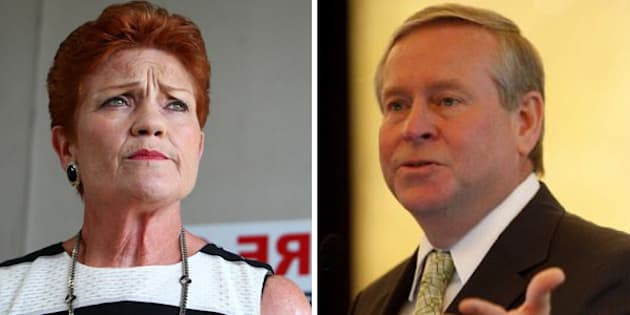 """""""The WA Liberals' recentpreferencedeal with Pauline Hanson's One Nation Party for theMarch 11election has drawn deserved attention."""""""