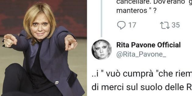 """Rita Pavone diffonde una bufala razzista su Barcellona: """"Se più giornali lo scrivono..."""""""