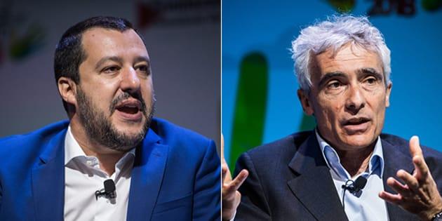 La polemica tra Salvini e Boeri sugli immigrati che servono all'Italia