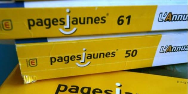 Les annuaires Pages Jaunes pourraient bientôt disparaître.