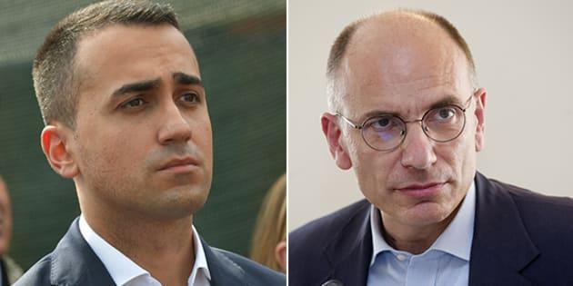 Di Maio accusa Enrico Letta per i legami con Autostrade. La