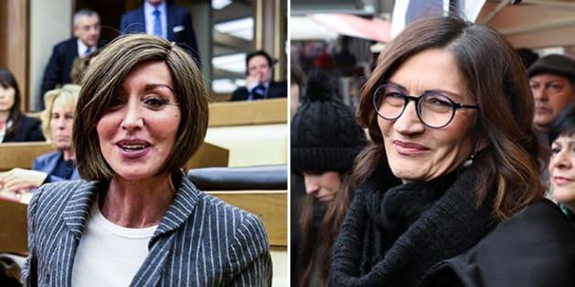 Gelmini e bernini elette capigruppo di forza italia alla for Senatori di forza italia