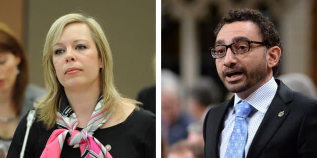 Sen. Denise Batters References MP Omar Alghabra's ...