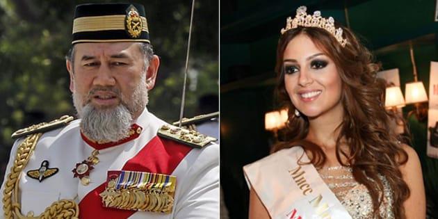 Malesia, il re abdica per amore