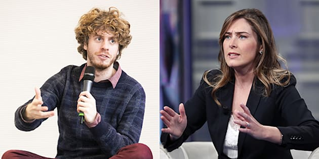 """Lo Stato Sociale attacca Maria Elena Boschi: """"Cenate co"""