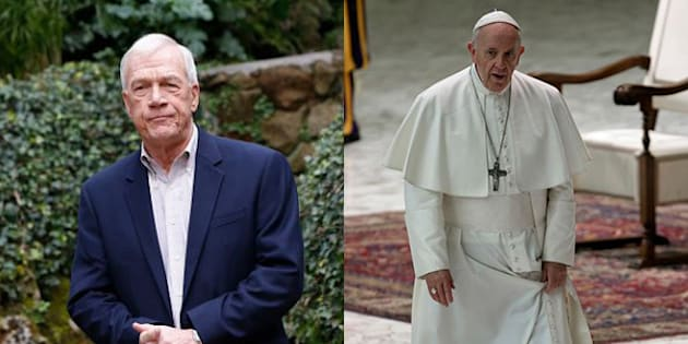 """Walter Robinson: """"Papa Francesco vuole affrontare il mo"""
