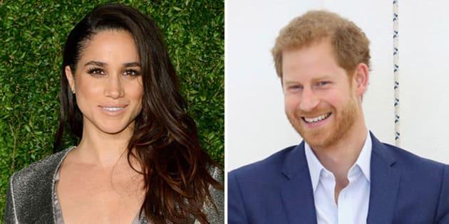 Il principe Harry si sposa, annunciato il matrimonio con l'attrice Meghan Markle