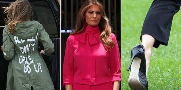 """Omarosa Newman-Manigualt, ex consigliera di Trump: """"Melania usa i suoi outfit per punire il marito"""""""