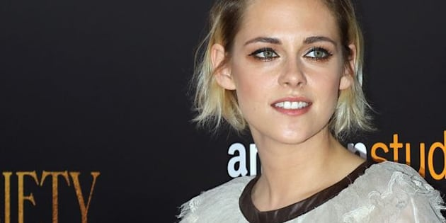 Kristen Stewart is getting honest about the side effects of anxiety.
