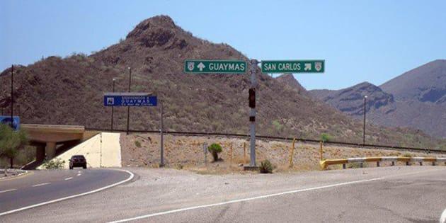 """El Departamento de Estado de EU dijo que la medida se debe a la """"reciente actividad violenta y a las acciones policiales"""" en Sonora."""