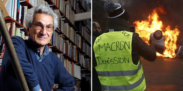 La Francia cerca una via d'uscita dalla crisi dei gilet gialli