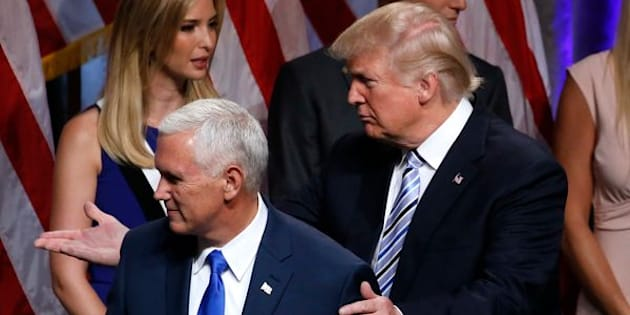 Right this way to the best deal of your life, Mike Pence.