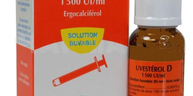 Qu'est-ce que l'uvestérol D, le médicament donné aux nourrissons contre la carence en vitamine D