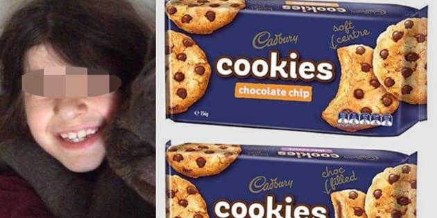 La madre sbaglia a comprare i biscotti, la figlia di 9 anni muore per una reazione allergica