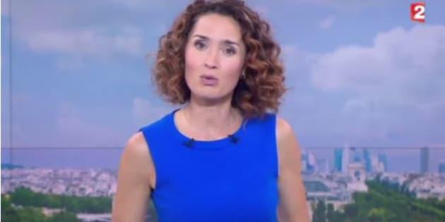 Le message de soutien de Marie-Sophie Lacarrau à David Pujadas après l'annonce de son éviction