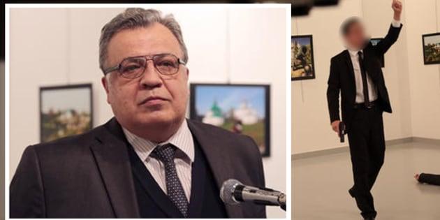L'ambassadeur de Russie en Turquie tué dans une attaque armée