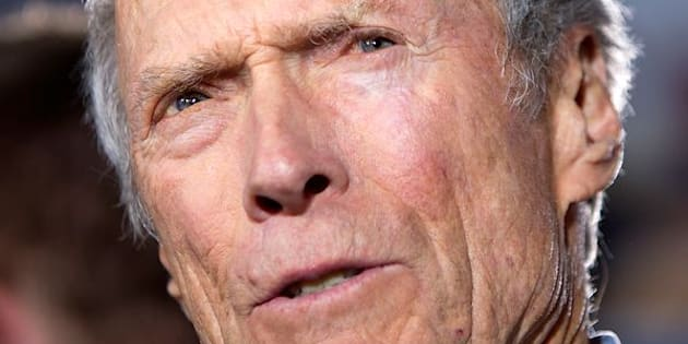 """Director Clint Eastwood arrives for the premiere of the film """"American Sniper"""" in New York, December 15, 2014.  REUTERS/Carlo Allegri      (UNITED STATES - Tags: ENTERTAINMENT)"""