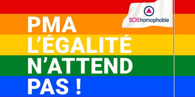 Ces mots d'ordre pour la Marche des fiertés montre que la bataille de la PMA se rapproche