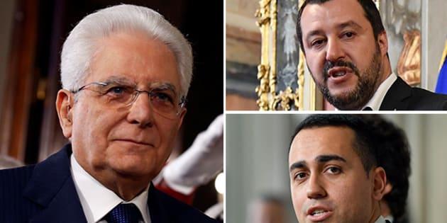 Poteri Colle, Mattarella cita Einaudi