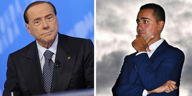 Di Maio a Berlusconi: «Parla di dittatura ma epurò Biagi»
