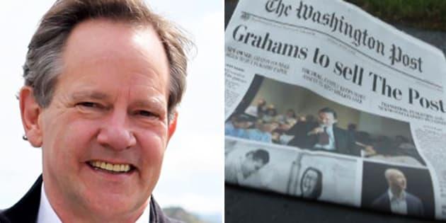 Usa, morto suicida William Graham, figlio ex editrice Washington Post