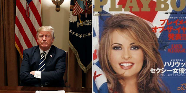 Soldi a ex modella Playboy, spunta audio di Trump