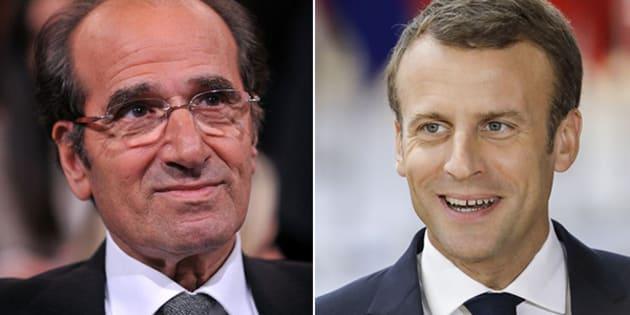 Gilet gialli, Macron: