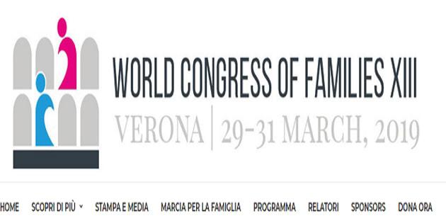 Congresso delle famiglie - cover